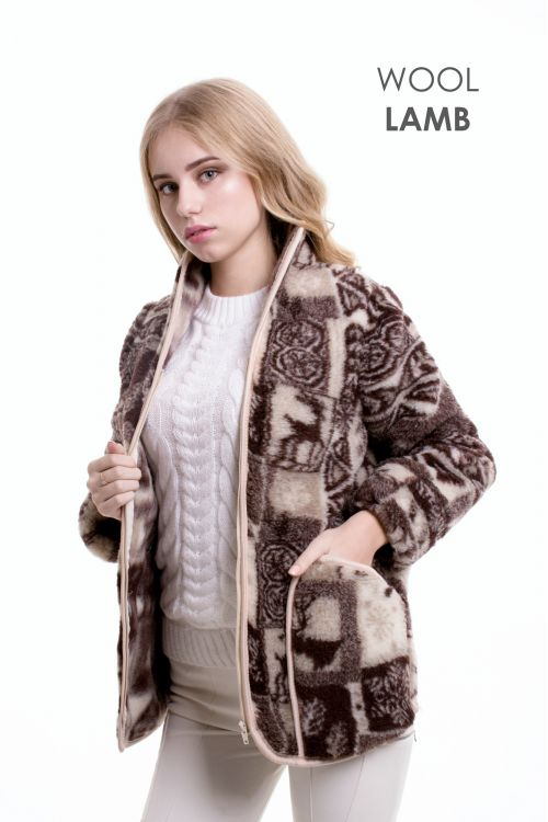 "Куртка ""СЕВЕР"" женская NEW ""АНТАРКТИДА"""