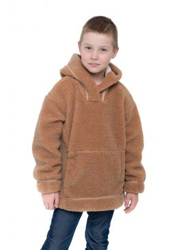 ХУДИ HOT TREND KIDS CAMEL цвет Кемел