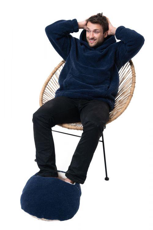 Грелка FOOT WARMER цвет Индиго