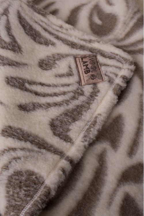 """Одеяло """"Премиум""""  LOOP FLORA двухслойное"""