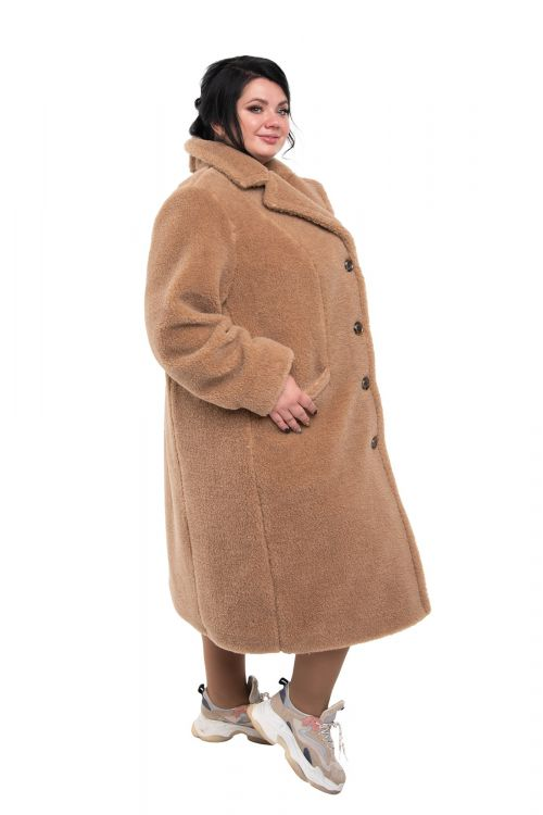 Пальто Классика CAMEL цвет Кемел